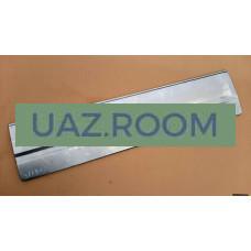 Панель  боковины  ГАЗ 2705 (РЕМКОМПЛЕКТ, накладка сдвижной двери)