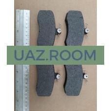 Колодка  тормозная передняя ВАЗ-2108-099, 2113-2115, ИЖ-2126, 2717 (к-кт 4шт.)