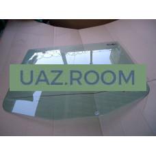 стекло  УАЗ Патриот, 3162 задней двери опускное левое ЗЕЛЁНОЕ