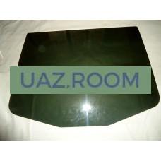 стекло  УАЗ Патриот, 3162 задней двери опускное левое ТОНИРОВАННОЕ В МАССЕ