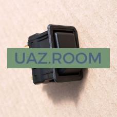 Клавиша  переключения вентилятора отопителя  УАЗ Хантер, 452 **