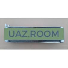 Радиатор  отопителя  УАЗ 452 (трубки 16мм) АЛЮМИНИЙ ТРЕХрядный (г.Ульяновск)