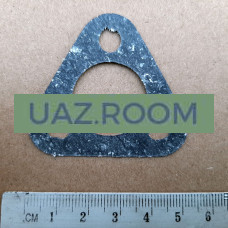 Прокладка  крышки  предохранителя КПП УАЗ 469 (паронит)