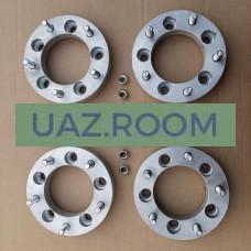 Адаптеры для расширения колеи  УАЗ 30 мм, 5*139,7