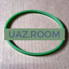 Кольцо  уплотнительное корпуса маслянного фильтра верхнее ГАЗ-53 (ЗЕЛЕНЫЙ СИЛИКОН)**