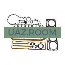 Ремкомплект  двигателя  УМЗ 4218, 420, 4215 (полный с ПГБ, 14 поз., с герметиком)  'MetalPart'