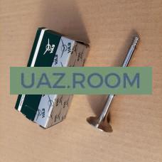 Клапан  выпускной 409051 ZMZ PRO, 409052 дв. (1 ШТУКА) жаропрочный  УАЗ Патриот, PICKUP, ПРОФИ 'УАЗ'