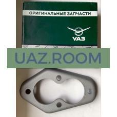 Фланец  приемной трубы  УАЗ 3160, 3162 (409 дв.) [4 отв.] 'УАЗ' (ЗАВОД)