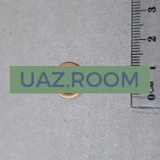 Кольцо  уплотнительное трубки системы охлаждения медное (10*13,5) дв.IVECO  УАЗ Патриот