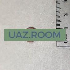 Кольцо  уплотнительное трубки масляного щупа резиновое (1,78*9,25) дв.IVECO  УАЗ Патриот 'IVECO'