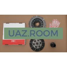 Сцепление  УАЗ Патриот, Хантер, 3162 дв.ЗМЗ-409 'STARCO' (диск сцепления LUK) к-кт С подшипником