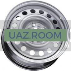 Колесный диск  УАЗ штатный 6.0x16