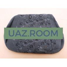 Обивка  подушки сиденья водителя  УАЗ Патриот