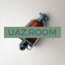 Фильтр  топливный  (бензоотстойник, тонкой очистки)  УАЗ, ГАЗель В СБОРЕ с керамическим элементом