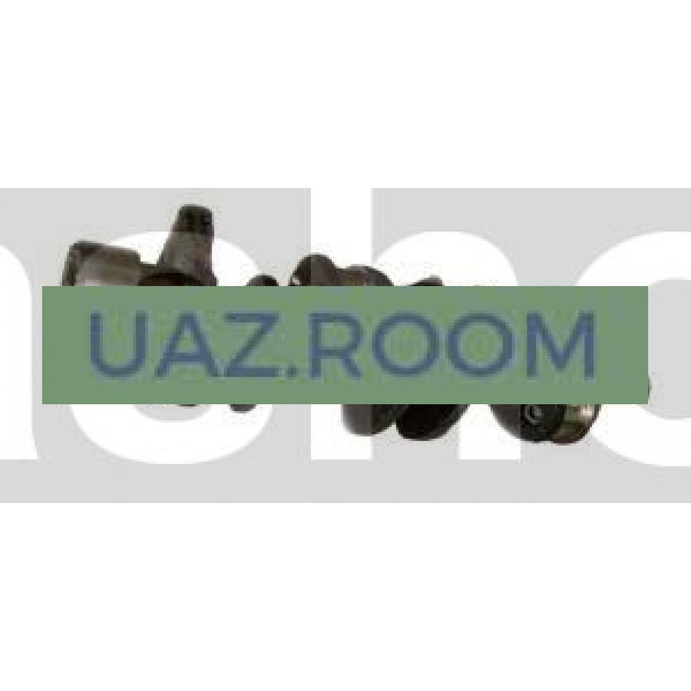 Коленвал  УАЗ, ГАЗель дв.УМЗ 4178, 4218, 421, 4215, 4216, А-274 под сальник