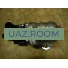 Мотор  отопителя салона  УАЗ Патриот, доп.отопителя ГАЗ (1 конт., с насосом d18) **