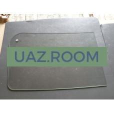 стекло  УАЗ 469 лобовое ПОЛОВИНА БЕЗ полосы