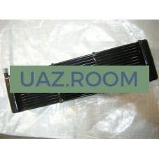 Радиатор  отопителя  УАЗ 452 (трубки 16мм) МЕДНЫЙ ТРЕХрядный (ШААЗ)