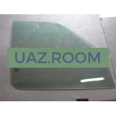 стекло  УАЗ Патриот, 3162, 3160 передней двери опускное правое ЗЕЛЁНОЕ