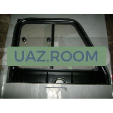 Надставка  двери  УАЗ Хантер (под тент) задняя правая ##