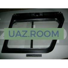 Надставка  двери  УАЗ Хантер (под крышу) задняя левая