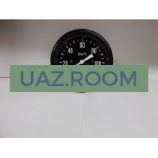Спидометр  УАЗ 452, ГАЗ, ЗИЛ-130, КрАЗ малый 120 КМ