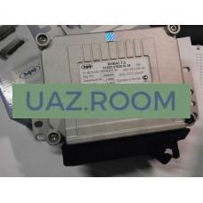 МИКАС (блок управления)  7.2 293.3763-06 Хантер (дв.409,ДМРВ Bosch 0 280 218 037,L-зонд Siemens)
