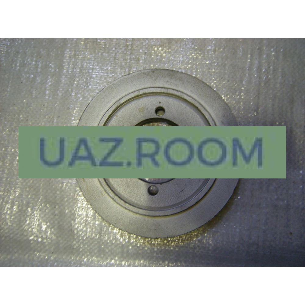 Шкив  привода вентилятора дв.4218, 4213 УАЗ, дв.4215 ГАЗель (дополнительный)