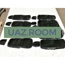 Чехол  сиденья  УАЗ 2206 (полный комплект 9 мест)