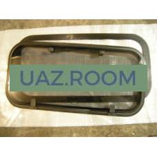 Люк УАЗ  (стекло) 740*370мм