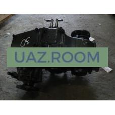 Коробка  раздаточная  УАЗ 452 КОСОЗУБАЯ (спидометр 624 об.) [30]