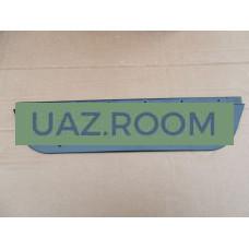 Крышка  верхней панели передка  УАЗ 469, Хантер голая