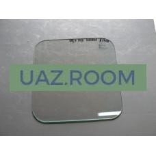 стекло  УАЗ 452 передней панели узкое (ППБ) 383*384