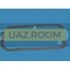 Прокладка  поддона  дв.ЗМЗ 402 УАЗ, ГАЗ (резино-пробковая)**
