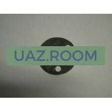 Прокладка  крышки  предохранителя КПП УАЗ 452 (паронит) ##