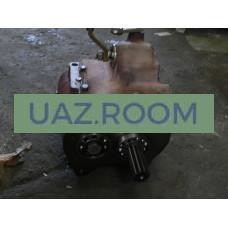 КПП  УАЗ 452 4-хступенчатая нов. обр. (ШИРОКИЙ шлиц, синхронизированная) ('АДС')