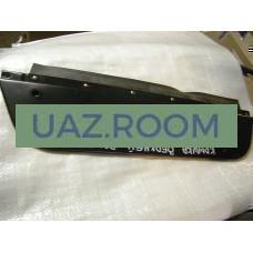 Крышка  верхней панели передка  УАЗ 469, Хантер В СБОРЕ с уплотнителем
