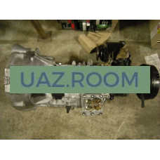 Коробка  передач УАЗ Патриот 2012-15 (АГРЕГАТ: КП DYMOS + электроРК DYMOS (1