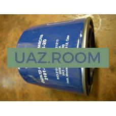 Фильтр  масляный  УАЗ, ВАЗ 2101-07, ГАЗ НИЗКИЙ** 'ПЕКАР' (№1)