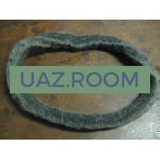 Войлок поворотного кулака (кольцо уплотнительное наружное сальника)  УАЗ 452, 469