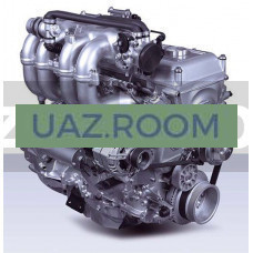 Двигатель  ЗМЗ-409 АИ-92 УАЗ Хантер, Патриот, Евро-2 (ПОД ГУР, МИКАС 7.2; 143 л.с.)