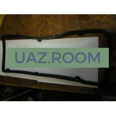 Прокладка  клапанной крышки (коромысел)  УАЗ дв.409, ГАЗ дв.405, 406 (резина)