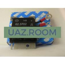 Регулятор  напряжения интегральный  УАЗ (Г-700) 62.3702 14В 'ЭНЕРГОМАШ' (Калуга)