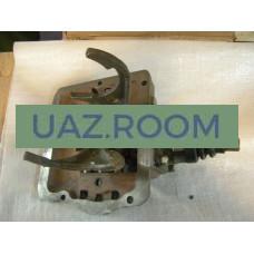 Механизм  переключения передач (крышка) КПП  УАЗ 3160, 3162 4-ступ. 'АДС' ##