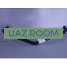 Патрубок  резиновый  УАЗ дв. ANDORIA от масляного радиатора к помпе (труба) ## УАЗ Хантер
