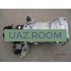 Коробка  передач УАЗ Хантер (АГРЕГАТ: КП DYMOS+РК, к спид.694 об.)