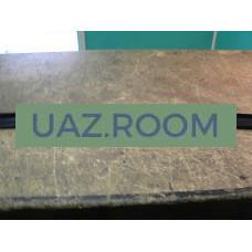 Уплотнитель  опускного стекла  УАЗ Патриот, 3162 (задней двери) наружный