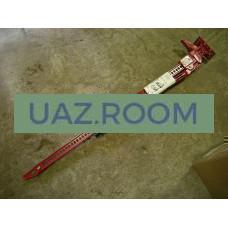 Домкрат  реечный HI-LIFT HL-605 (чугун, красный) 60'