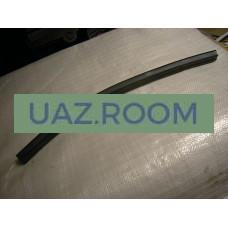 Уплотнитель  опускного стекла  УАЗ Патриот (нижний, в передней двери)