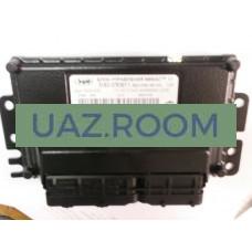 МИКАС (блок управления)  11.822.3763 001-01 Патриот (без кондиционера, один электровентилятор)